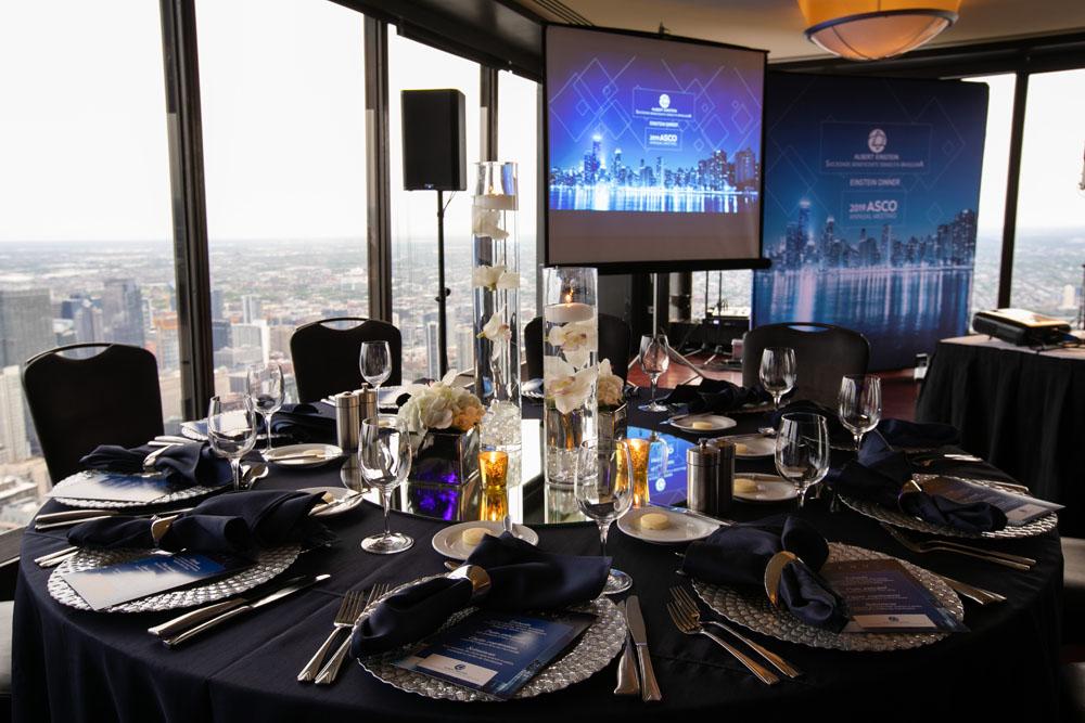 VIP DINNER AT ASCO